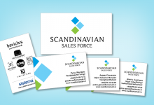 Scandinavian sales force