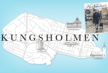 Illustration till Underbara Kungsholmen